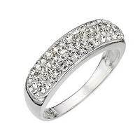 ladies rings under £50