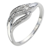 ladies rings under £100